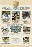 Solomon Farm Online Auction