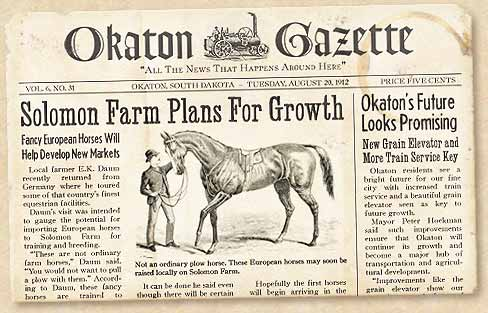 Okaton Gazette